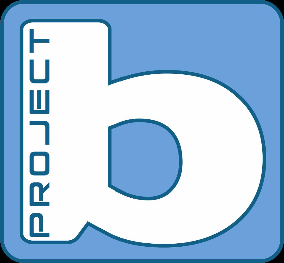 Project-B Podložky / Rámečky pod SPZ logo